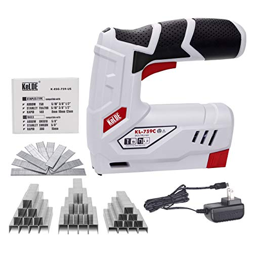 Cordless Staple Gun Kit