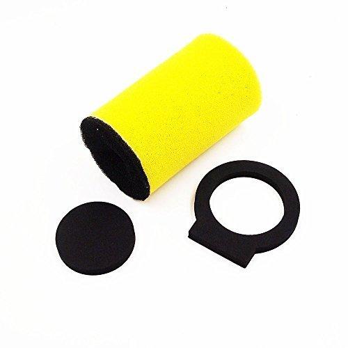 yamaha kodiak 400 air filter - 3