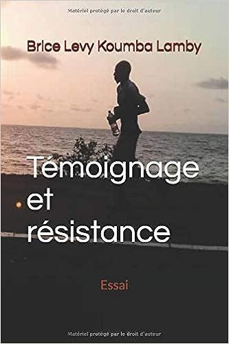 Témoignage et résistance dans Brice Levy Koumba 419A8ef-suL._SX331_BO1,204,203,200_