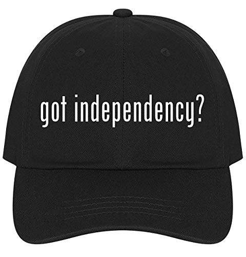 The Town Butler got Independency? - A Nice Comfortable Adjustable Dad Hat Cap, Black