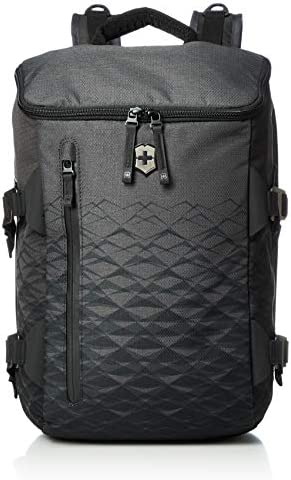 Victorinox VX Touring 15 Laptop Backpack with Tablet Pocket, Anthracite, 18.1-inch
