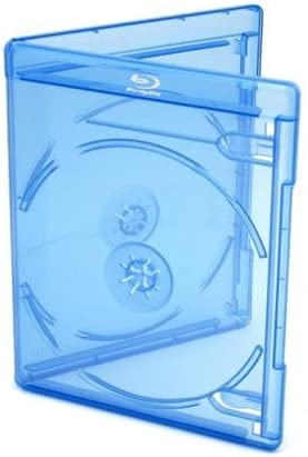 Viva Elite BLU-Ray Disc de 2 Fundas Slim 6 mm – 50 Unidades, Color ...