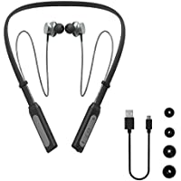 Bluetooth Headphones, Wireless Bluetooth Headset Neckband V4.1 Magnetic Design Wireless Earbuds In Ear with Microphone Sport Running Headphones Noise Cancelling