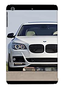 Scarcejjucs Snap On Hard Case Cover Bmw 7 Series Front Protector For Ipad Mini/mini 2