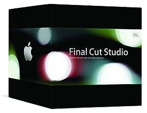 Apple Final Cut Studio 5.1 [OLD VERSION]