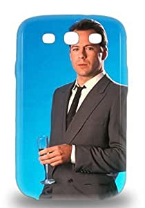 New Bruce Willis The United States Male Walter Bruce Willis Die Hard Protective For HTC One M7 Phone Case Cover Classic Hardshell 3D PC Case ( Custom Picture For HTC One M7 Phone Case Cover ) Kimberly Kurzendoerfer
