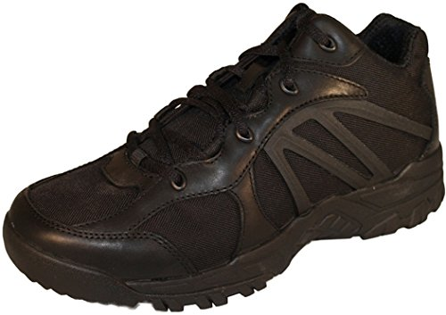 Mid Cross Training Shoe (Bates Men's Zero Mass Mid Cross-training Shoe,Black,10 M US)