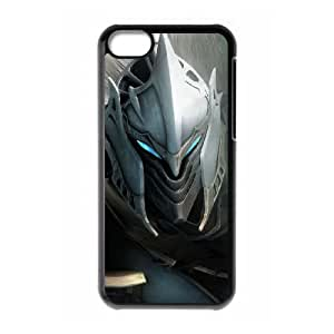 game soldier wide iPhone 5c Cell Phone Case Black xlb2-150813