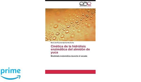 Cinetica de La Hidrolisis Enzimatica del Almidon de Yuca ...