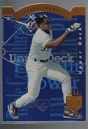 Amazoncom Frank Thomas Baseball Card 1993 Upper Deck Sp