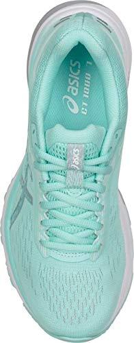 ASICS GT-1000 7 Women's Running Shoe, ICY Morning/Midgrey, 5.5 B US by ASICS (Image #3)