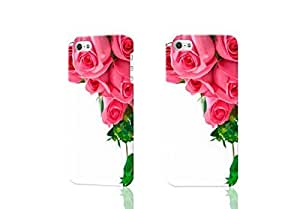 For HTC One M7 Case Cover m A Heart shaped Love Roses 3D Custom For HTC One M7 Case Cover Cover