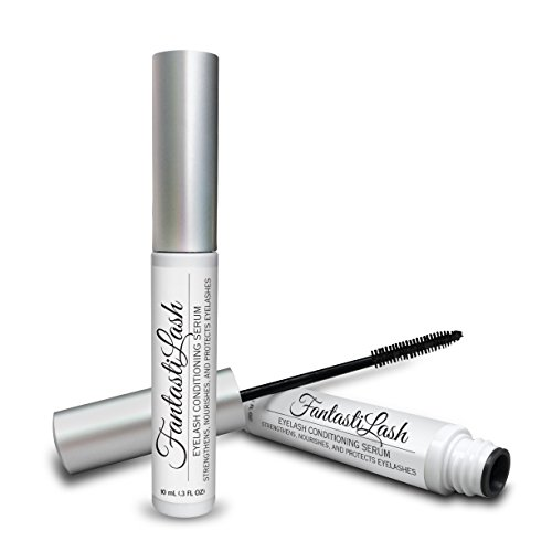 - Hairgenics Pronexa FantastiLash - Eyelash Conditioner & Brow Conditioning Serum with Castor Oil Strengthens, Nourishes and Protects for Perfect Eyelashes and Brows.