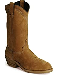 Abilene Mens Cowboy Work Boot Steel Toe - 2104St