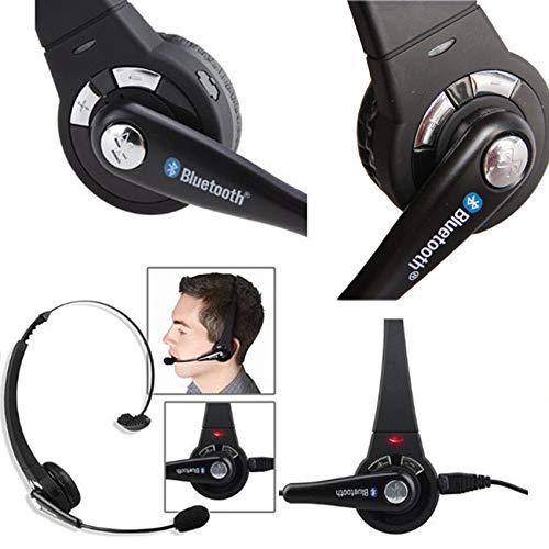 Amazon.com: Loldis Moto Helmet Headphones Headset Car Handsfree Bluetooth Auriculares Gaming Headset Noise Cancel with Mic for Phone PS3 PC etc: Car ...