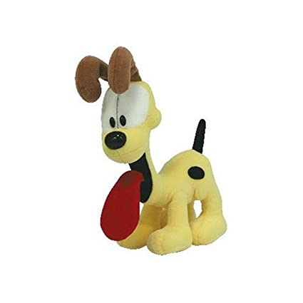 TY Beanie Baby - ODIE the Dog