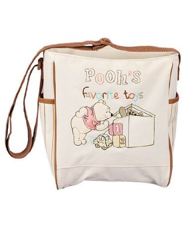 Winnie the Pooh Small Diaper Bag