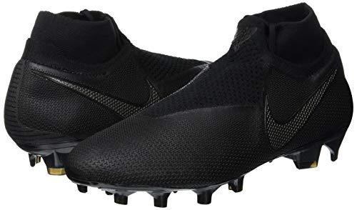 Phantom 001 Noir Unisexes Fg Df Chaussures Elite noir Soccer Adultes Nike Noirs De pP7dw6dq