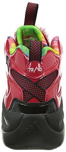 Crazy Basket Noir Pour Adidas De Chaussures 8 Hommes Rouge fxI7dq