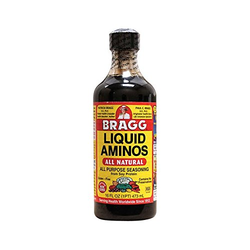 Liquid Aminos 16 oz. 16 Ounces