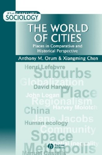 The World of Cities: Places in Comparative and Historical Perspective (21st Century Sociology)