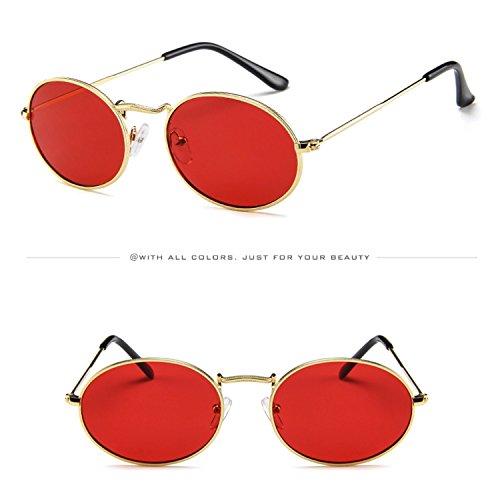 退屈な夢中精査サングラス 70年代 太陽 眼鏡 パーティー 円形 シェード   カラーレンズ ファッションサングラス