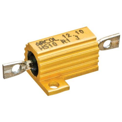10W Ohmite/Arcol Aluminum 5% Mil-Spec Wirewound Resistor, 43 Ohm