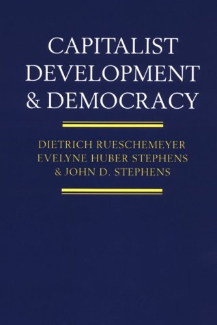 Capitalist Development and Democracy