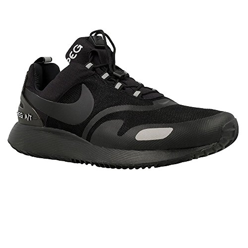 Nike Uomo, Pegasus At Winter Shoe, Tessuto Tecnico, Sneakers, Nero
