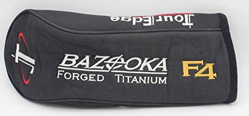 WSB New Tour Edge Bazooka Forged Titanium F4 Driver Golf Headcover