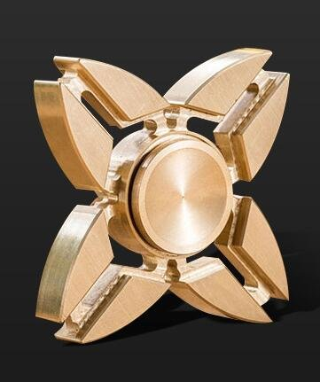 Fidget Spinner Equpped Stainless Bearing