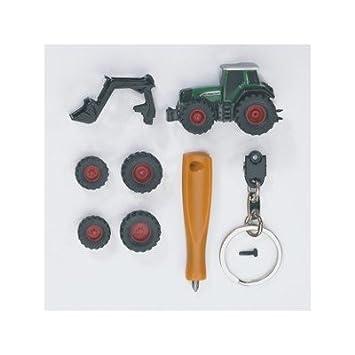 bruder 00401 - Llavero de Tractor Fendt Favorit 930 con Pala ...