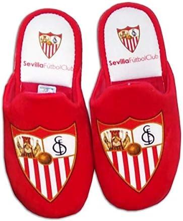 FUTBOL Zapatillas de casa Sevilla Club 36 al 45-41: Amazon.es ...