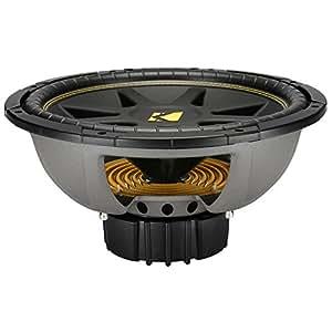 "New KICKER 10C158 15"" COMP 500W Car Subwoofer Sub 8 Ohm Audio Woofer C158 C15-8"