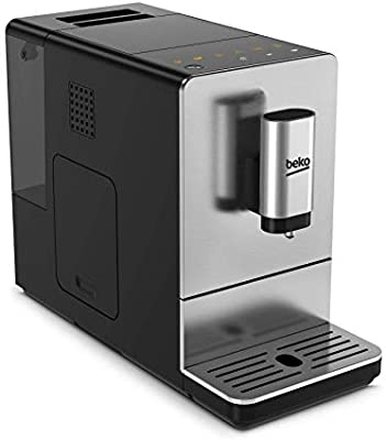 Beko CEG5301X - Cafetera (Independiente, Máquina espresso, 1,5 L ...