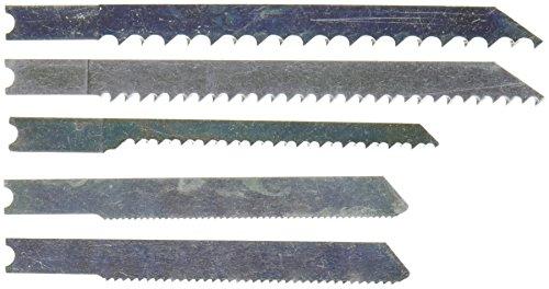 DEWALT DW3799 25 Piece U-Shank Jig Saw Blades (Dewalt Jigsaw Blade Set)