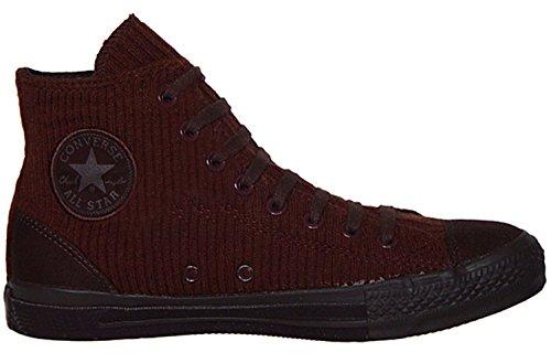 Converse All Star Chucks Limited Edition Braun Gestrickt Größe: 41 UK 7,5 101949