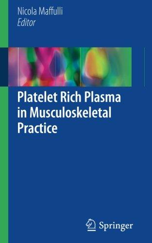 Platelet Rich Plasma in Musculoskeletal Practice (Plasma Feet)