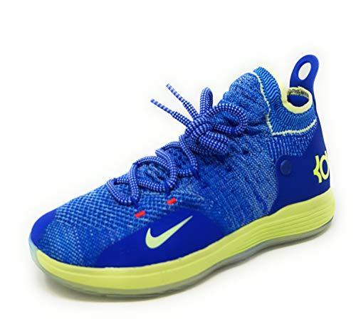 Nike KD11 (GS) Kids Basketball Shoes (5.5 M US Big Kid, Multi-Color/Multi-Color)