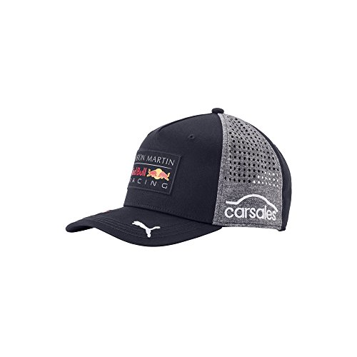 Red Bull Formula 1 Racing 2018 Aston Martin Daniel Ricciardo Baseball Hat ()