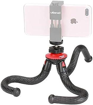 MiPao,Flexible Octopus Cámara Trípode Adaptador Móvil para Huawei ...