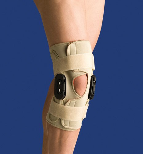 Thermoskin 081403054 Hinged Knee Wraps, XL, Flex/Ext. by Thermoskin