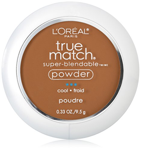 L'Oreal True Match Powder, Nut Brown [C7], 0.33 -