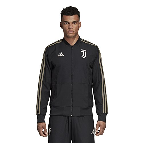 Homme Adidas Pre T shirt T Jkt Juve Noir TTYCqw7