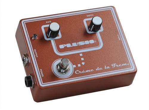 - Plush by Fuchs Audio Creme De La Trem Tremolo Guitar Effects Pedal