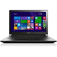 Lenovo B50-45 59441913 15.6-Inch Laptop (Black) AMD E1-6010, 4GB Memory, 320GB Hard Drive, Windows 7 Professional