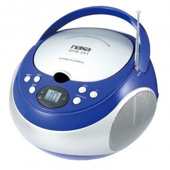 CD/FM PLYR PB251 BLUE
