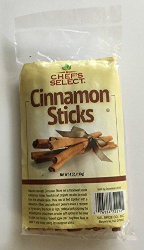 Cinnamon Sticks Fresh Pack (4 ounce)