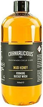 Crankalicious, cuidado para la bicicleta – Bote de lavado Mud ...