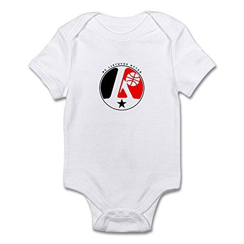 fan products of CafePress BC Lietuvos rytas Infant Bodysuit - Cute Infant Bodysuit Baby Romper